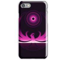 80's Digital Skyrim Nightingale Emblem iPhone Case/Skin