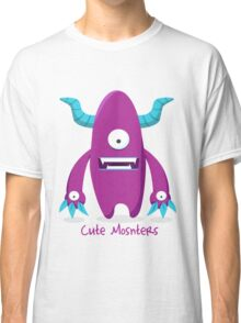 cute monsters 3 Classic T-Shirt