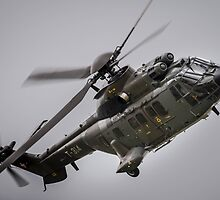 Aerospatiale AS332M1 Super Puma by Z3roCool
