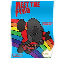 Meet the Pyro Poster