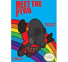 Meet the Pyro Photographic Print