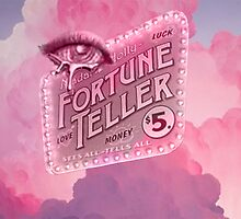 Fortune Teller  by Victoria Swigart