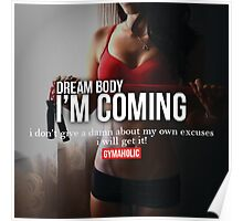 Dream Body - I'm Coming Poster