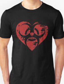 Toxic Heart Unisex T-Shirt