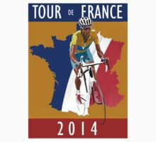 Le Tour 2014 One Piece - Short Sleeve