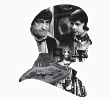 Second Doctor Silhouette by Sam Richard Bentley