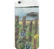 Yorktown Beach, Historic Yorktown, Virginia iPhone Case/Skin