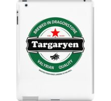 Targaryen Brewing Co. iPad Case/Skin