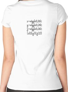 wiggle, wiggle, wiggle Women's Fitted Scoop T-Shirt