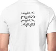 wiggle, wiggle, wiggle Unisex T-Shirt