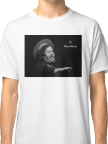 Stallman Think Different Classic T-Shirt