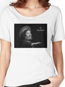 Stallman Think Different Women's Relaxed Fit T-Shirt
