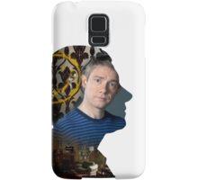 John Watson Silhouette Samsung Galaxy Case/Skin