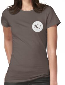 Peter Pan & Tinkerbell Womens Fitted T-Shirt