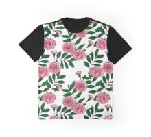 Carnation Design  Graphic T-Shirt