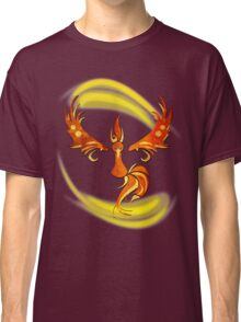 Flame Bird Classic T-Shirt