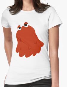 Red Guy dhmis Womens Fitted T-Shirt