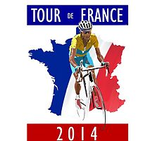 Le Tour 2014 by Andy Farr