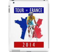 Le Tour 2014 iPad Case/Skin