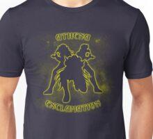 Athena Exclamation Unisex T-Shirt