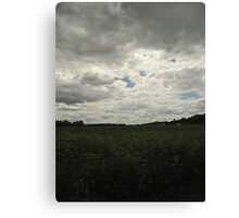 Morning in Camelot Canvas Print