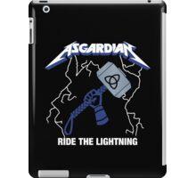 Asgardian: Ride The Lightning iPad Case/Skin