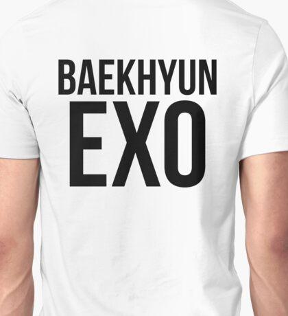 Baekhyun Jersey Unisex T-Shirt