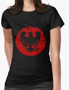 Herculean Womens Fitted T-Shirt