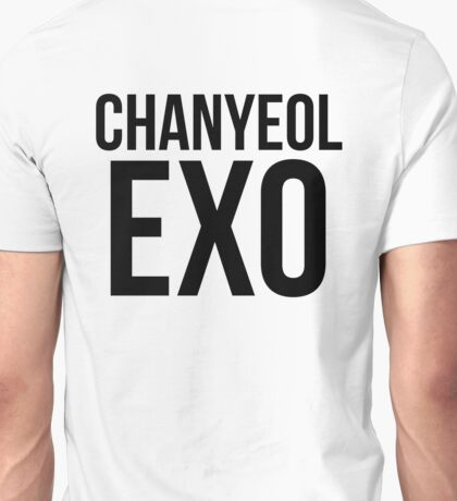 Chanyeol Jersey Unisex T-Shirt
