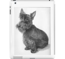 Scottie Dog iPad Case/Skin