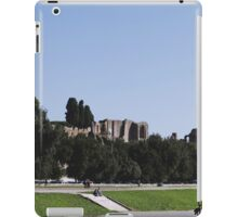 A Trace of Chariot Races iPad Case/Skin