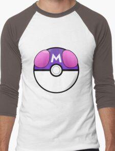 Masterball Men's Baseball ¾ T-Shirt