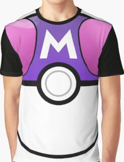 Masterball Graphic T-Shirt