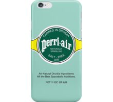Perri-air iPhone Case/Skin