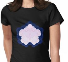 Blush!  Womens Fitted T-Shirt