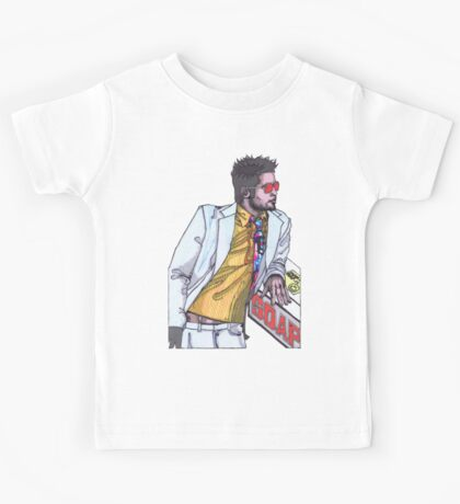 Fight Club #1 Selling Soap Kids Tee