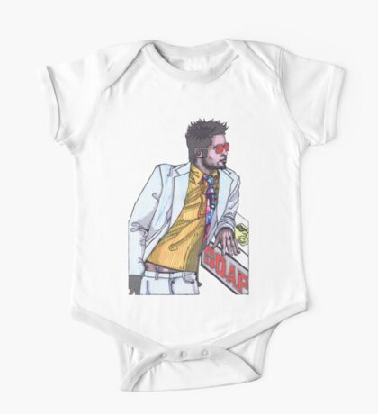 Fight Club #1 Selling Soap One Piece - Short Sleeve