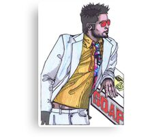Fight Club #1 Selling Soap Canvas Print