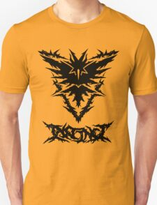 Brutal Team Instinct - Black Unisex T-Shirt