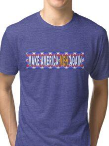 Make America Meh Again! Tri-blend T-Shirt