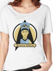 Science Officer Nefertiti Women's Relaxed Fit T-Shirt