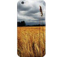 Nodding heads of barley iPhone Case/Skin
