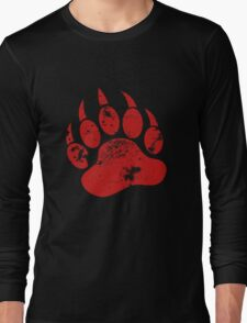 Bear Claw Long Sleeve T-Shirt