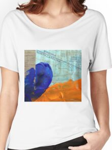 Collage Nr. 4: Great Dismal Swamp Women's Relaxed Fit T-Shirt