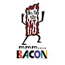 mmm Bacon by Andi Bird