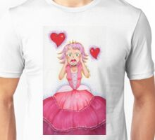 Pink Princess Unisex T-Shirt