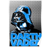 Star Wars Darth Vader Street art poster Poster