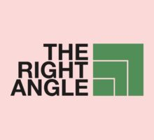 The Right Angle Kids Tee