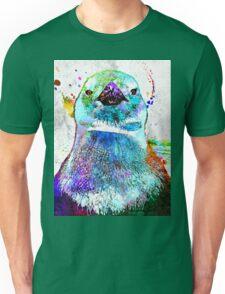 Penguin Grunge Unisex T-Shirt