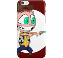 Cowboy of Squirtyness iPhone Case/Skin